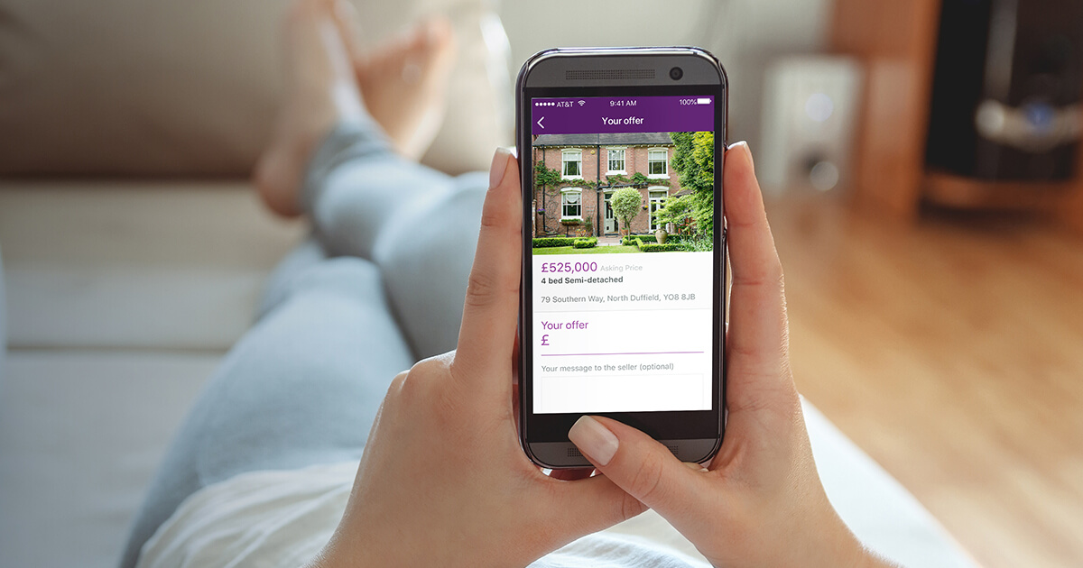 How Does Purplebricks Work >> Buying a Property. Book Viewings & Make Offers 24/7 | Purplebricks