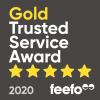 Feefo award 2020