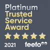 Feefo award 2021
